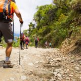 Trekking Gears, Equipment & Clothin